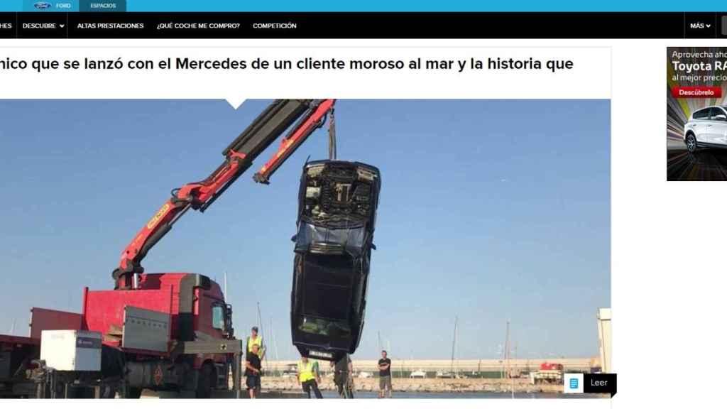 El portal Diario Motor vende el 49% de sus acciones al grupo ADSLZone