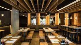 El restaurante wagamama aterrizó en Madrid en abril.
