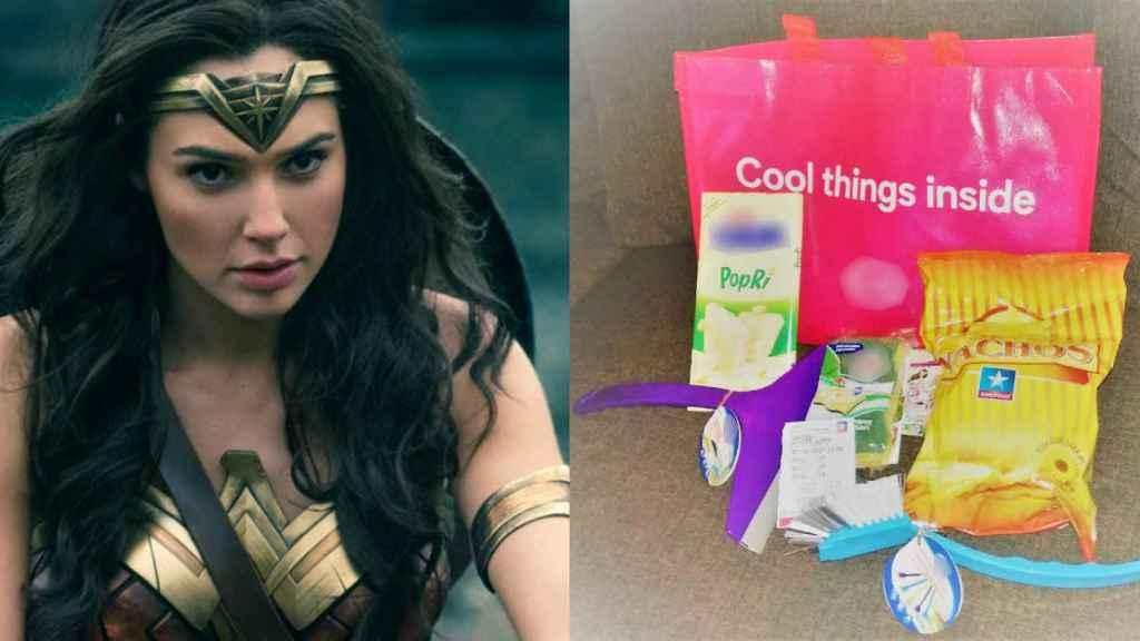 Algunos cines han proyectado pases exclusivos para las féminas con motivo del estreno de 'Wonder Woman'.
