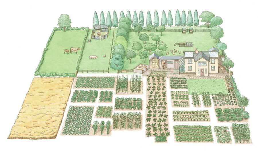 la granja utopica de john seymour