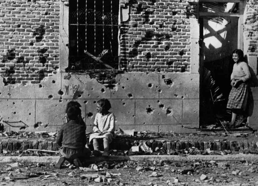 La fotografía de Robert Capa que podría convertir la casa en un centro de memoria.