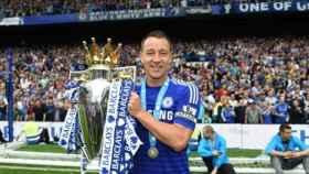 Terry con el Chelsea. Foto Chelseafc.com
