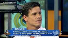 Edu Aguirre habla del 'culebrón Morata''  Foto: Twitter (@elchiringuitotv)