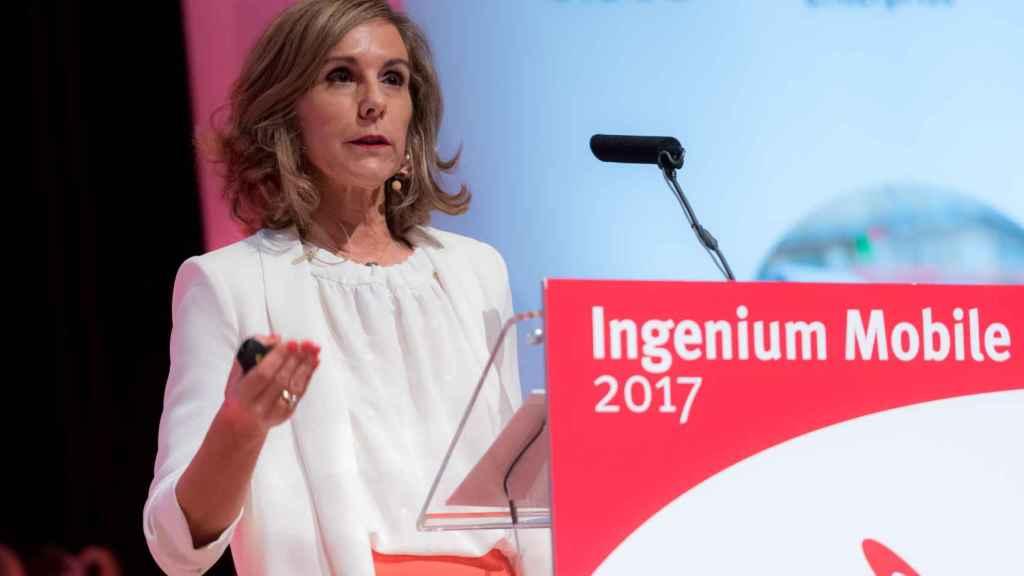 Alejandra de Iturriaga, directora de Telecomunicaciones en la CNMC