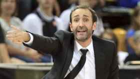 Sito Alonso, nuevo entrenador del Barça de baloncesto