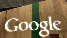 El logo de Google, en una tienda de Los Ángeles