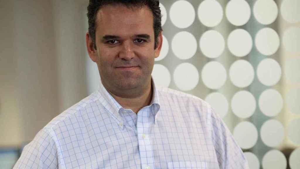 Imagen de archivo de Jesús Encinar, presidente y cofundador de Idealista.