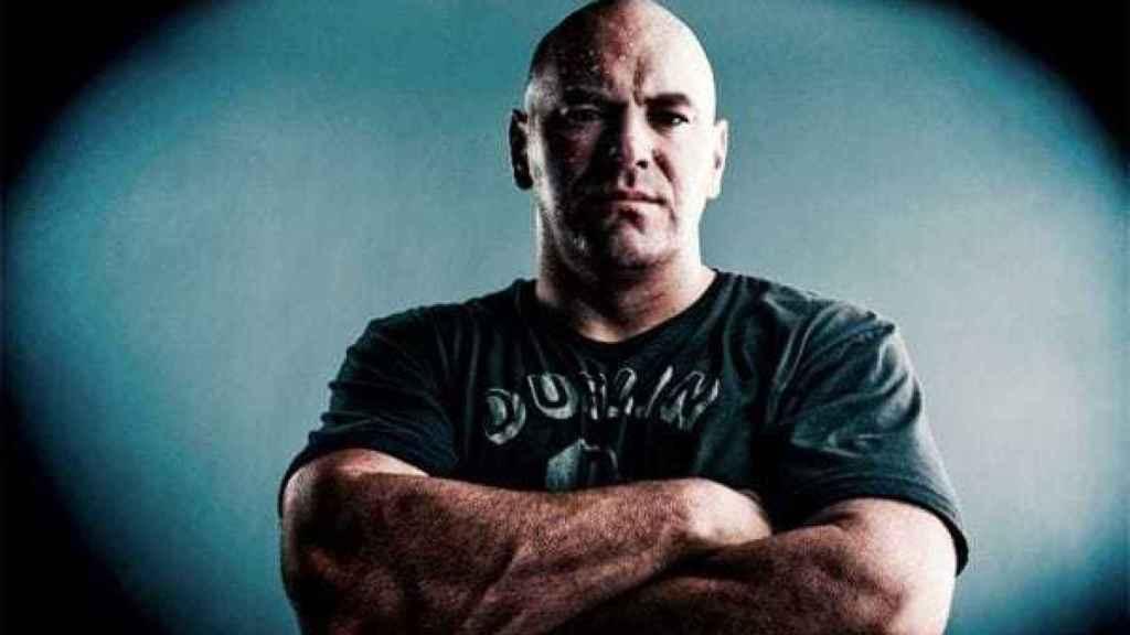 Dana White, presidente de la UFC.