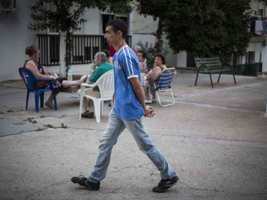 Fernando estuvo tres años yendo a un comedor social para que sus hijos pudieran alimentarse con lo que le entregaban a él en Asuntos Sociales.