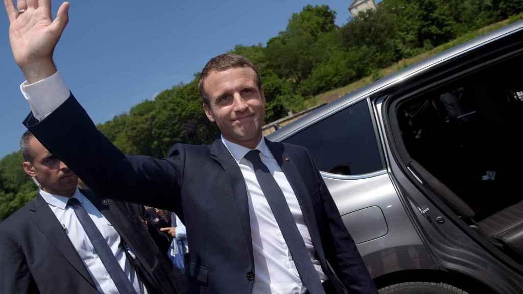 Macron dará un discurso al Parlamento este lunes en Versalles