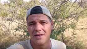 Frank Cuesta en una imagen de los vídeos que comparte en sus redes sociales