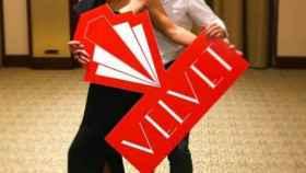 Paula Echevarría y Nicolás Toth.