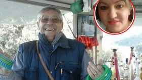 Julia mató a su pareja, Pepe (en la imagen) y después intentó deshacerse del cadáver prendiéndole fuego.