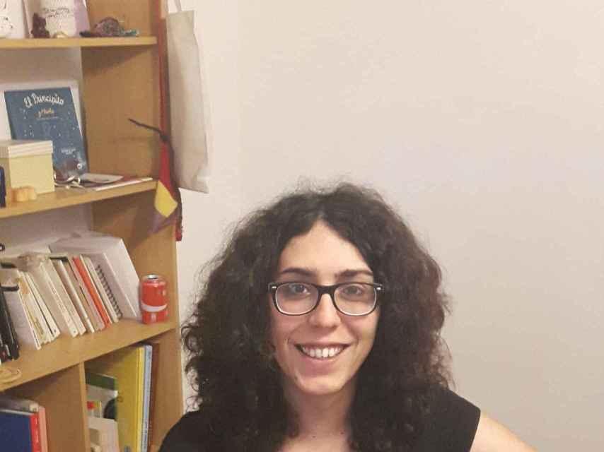 Daniela Ferrández, investigadora universitaria, ha realizado un método logopédico de femenización de la voz.