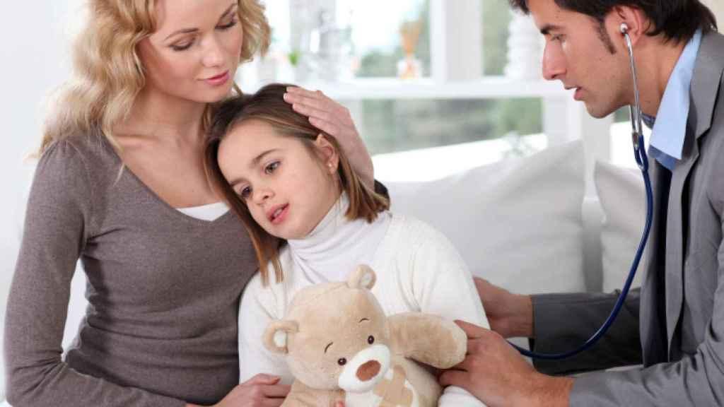 Los niños también pueden sufrir depresión