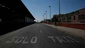 Las VTC viven un enfrentamiento muy duro con el sector del taxi.