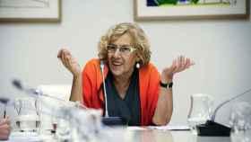 Manuela Carmena en una imagen reciente.
