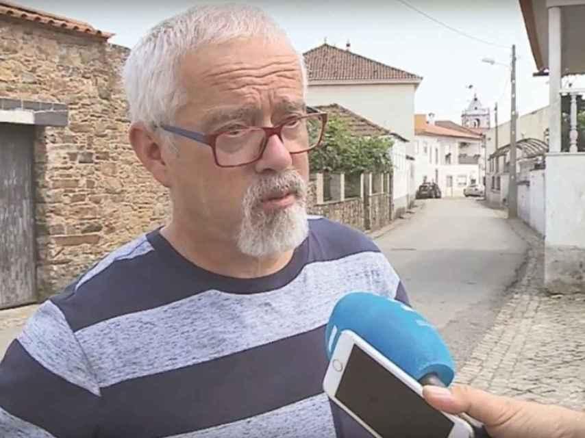 Julio Santos, en una entrevista con CMTV.