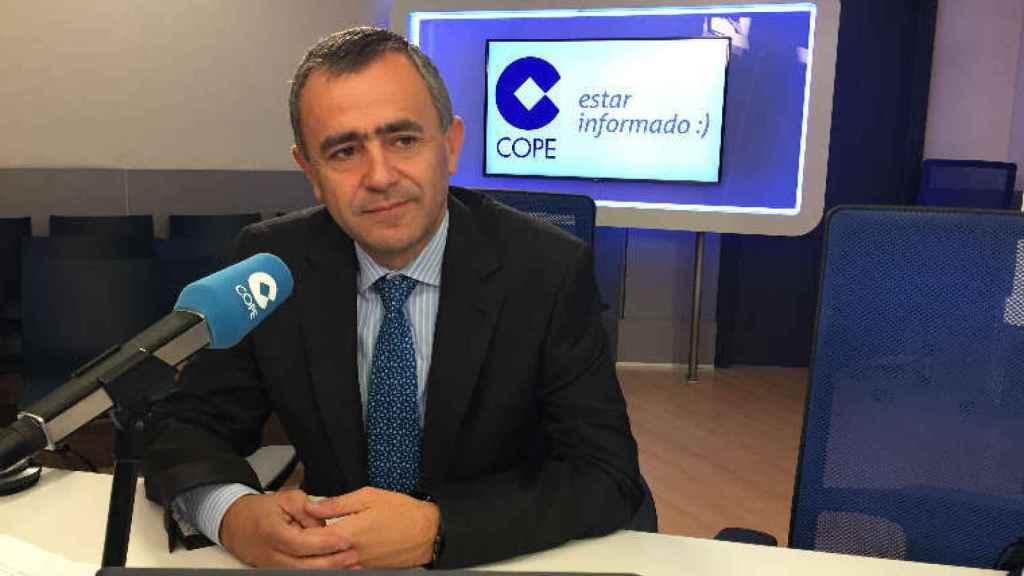 Fernando Giménez Barriocanal, presidente y CEO de Cope.