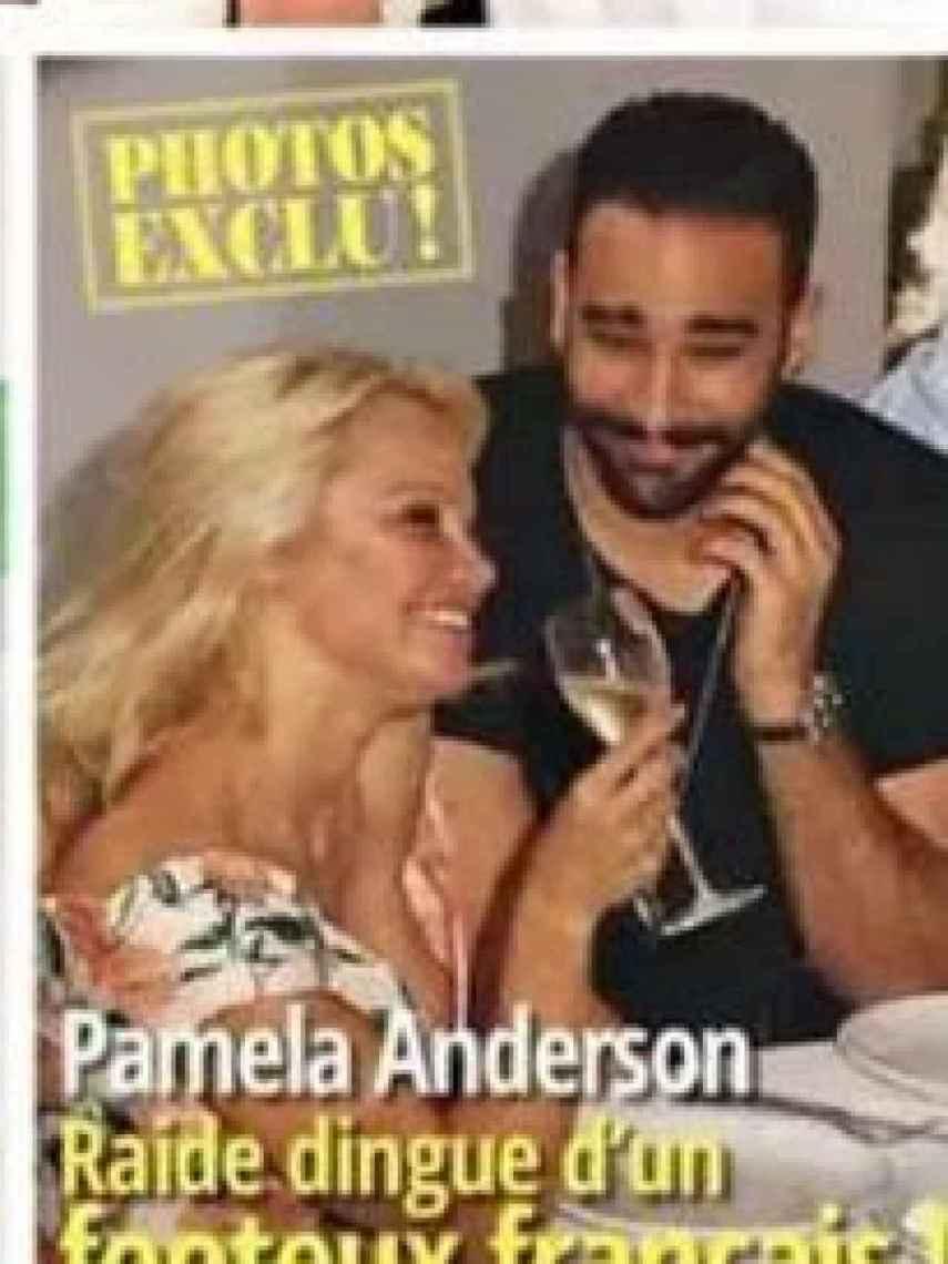 La pareja ha sido vista en dos ocasiones en la Costa Azul.