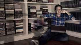 El cofundador de Filmaffinity, Pablo Kurt.