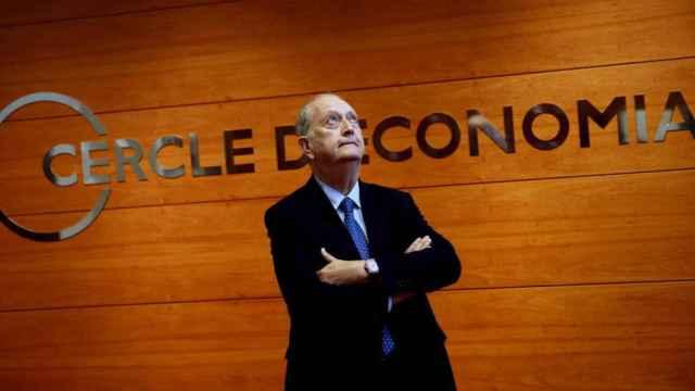 Juan José Bruguera, presidente de Inmobiliaria Colonial y del Círculo de Economía.