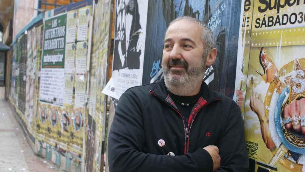 Fito Ferreiro (La Coruña). Coordinador a nivel estatal de 7 Cores, el grupo LGTB del PSOE.