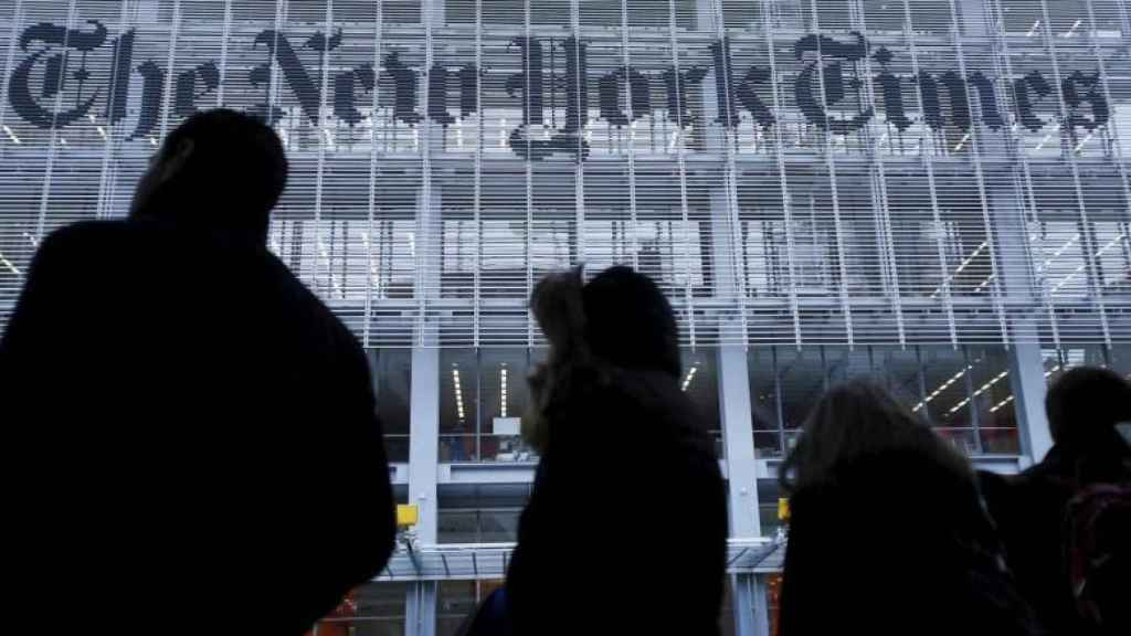 New York Times dedica un editorial a Cataluña: sí al referendum, no a la independencia