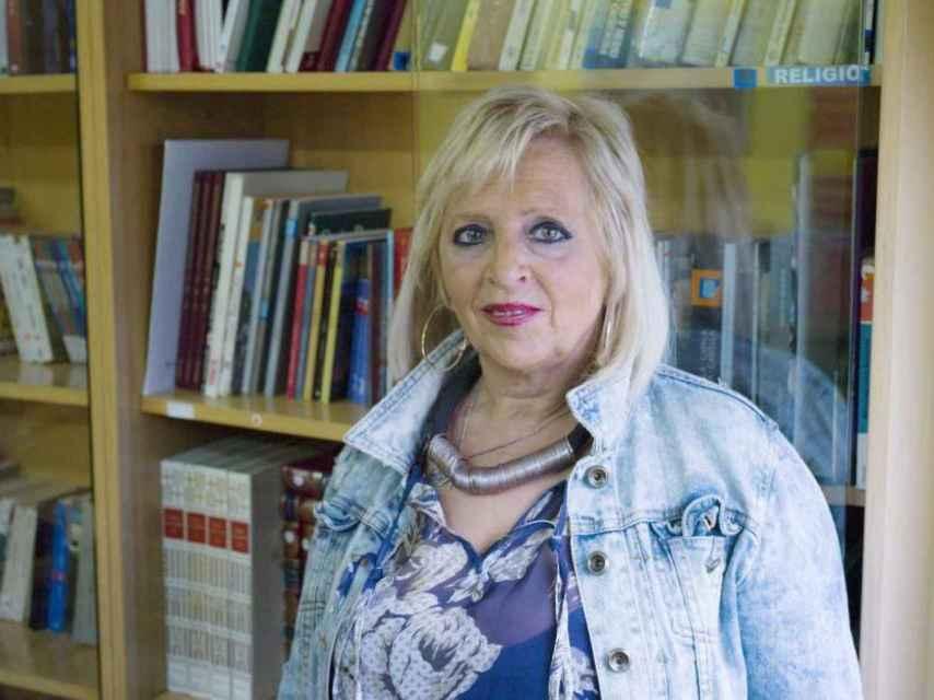 Pilar Abel, la pitonisa que reclama la paternidad de Salvador Dalí.