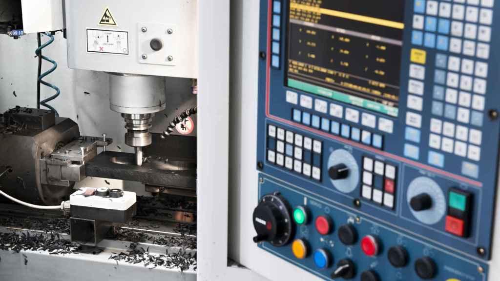 Fabricación mecanizada de plantillas.