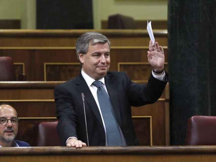 El diputado del PDeCAT Jordi Xuclá.
