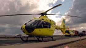 zamora helicoptero sacyl