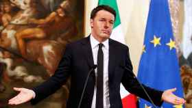 Renzi, en una imagen de archivo