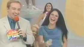 Captura del vídeo subido por su expareja, Ríos.