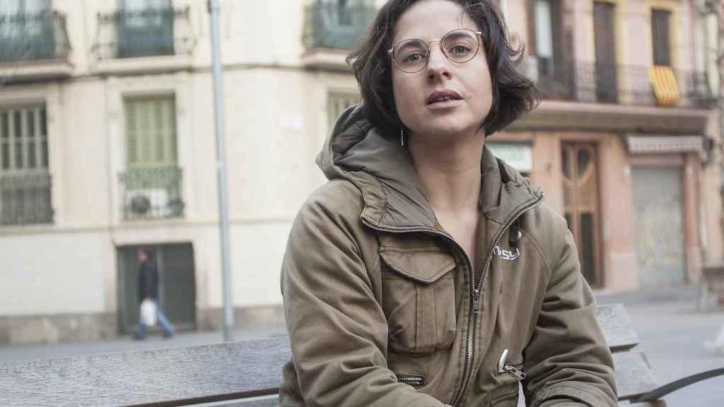 Cristina Morales, en una foto de archivo.