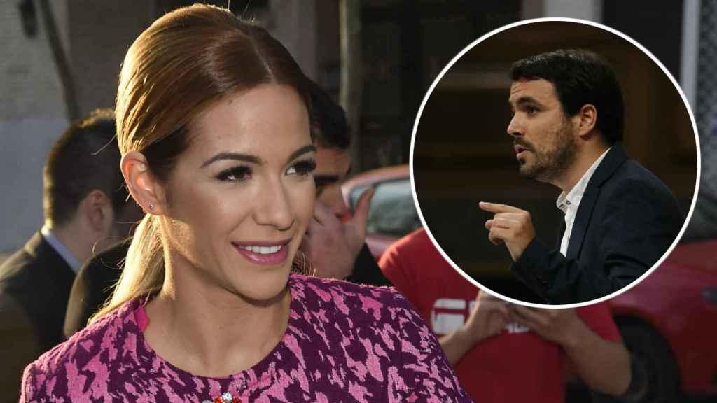 Tamara Gorro no ha podido quedarse callada ante las declaraciones de Alberto Garzón.