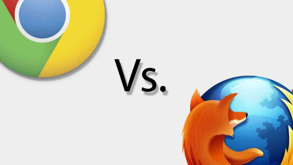 google chrome vs mozilla firefox
