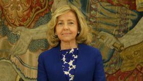 Consuelo Madrigal, exfiscal general del Estado.