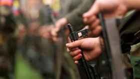 La ONU ha confirmado la entrega de las armas individuales de los guerrilleros.