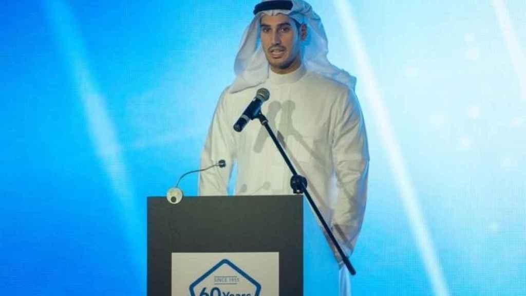 La familia de Hassan tiene una de las empresas más influyentes del mundo.