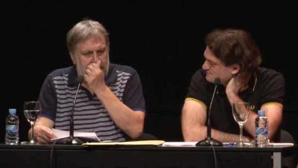 Slavoj Zizek volverá a hablar en el Museo Reina Sofía.