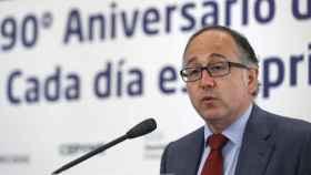 El presidente de Iberia, Luis Gallego.