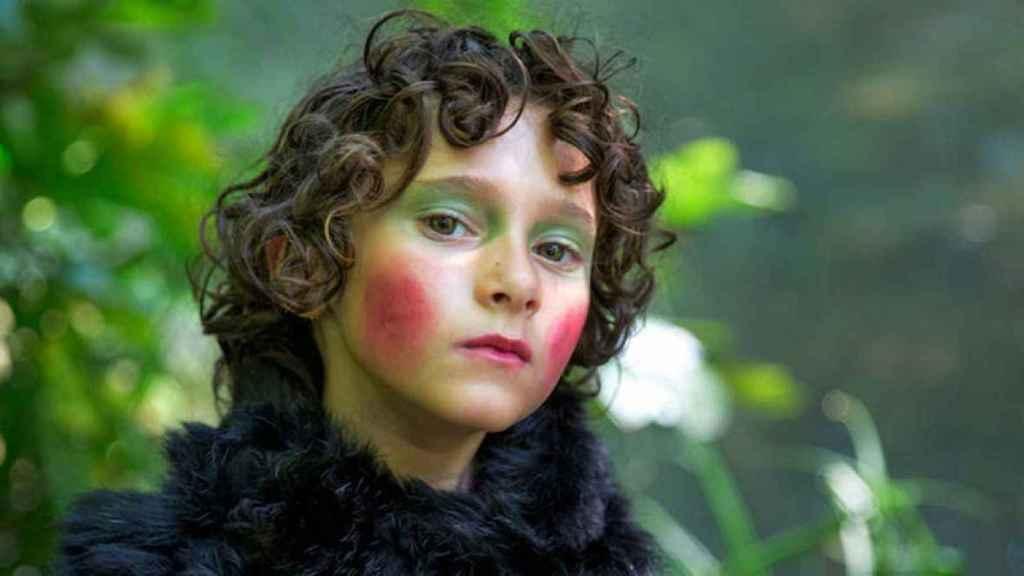 La joven protagonista de la gran Verano 1993.