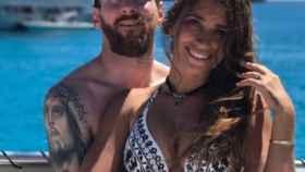 Messi y Antonella se casan este viernes.