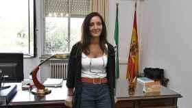 La jueza María Nuñez Bolaños.