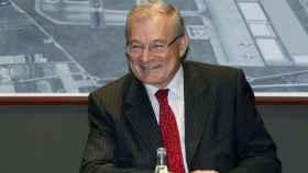 Manuel Azuaga, presidente de la entidad, en una imagen de archivo