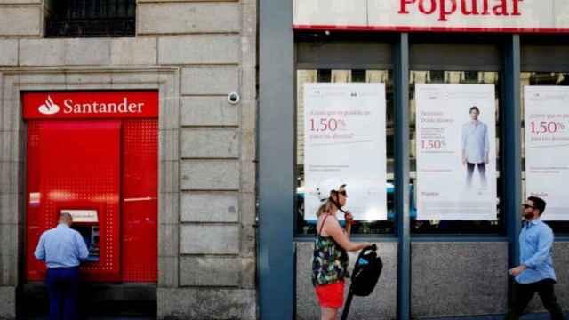 El Banco Santander busca compensar a los accionistas minoritarios del Popular.