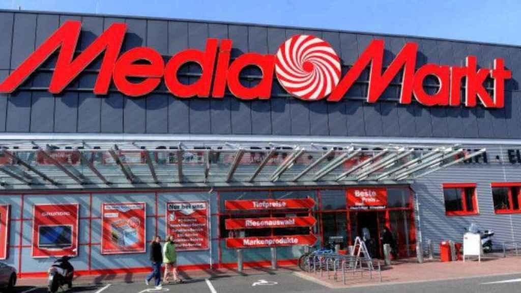 Un establecimiento de Media Markt, en una imagen de archivo.