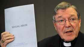George Pell, número tres del Vaticano y principal sacerdote de Australia