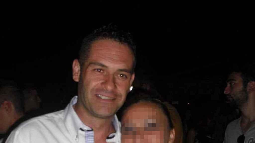 El sargento Miguel Campos, detenido por el accidente en Torremolinos.